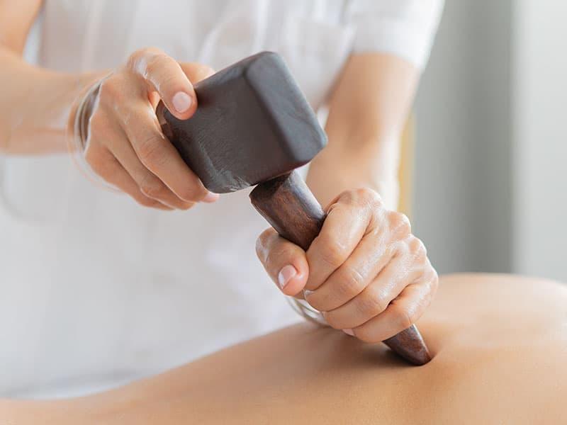 Thaise Tok Sen Massage