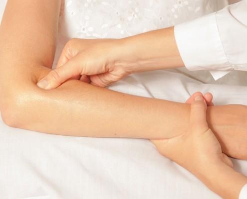 Therapie Massage
